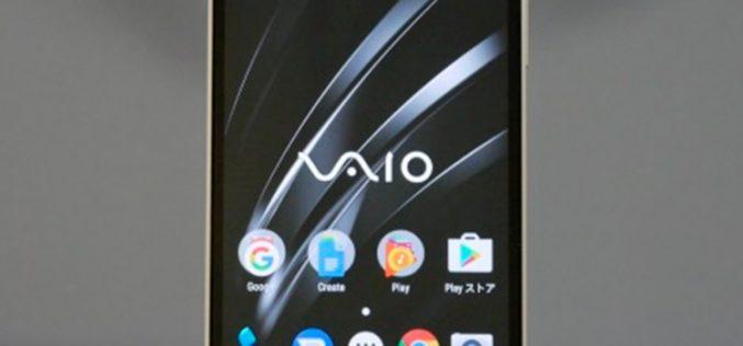 2017 de resurrección: Vaio también vuelve a la carga con Android