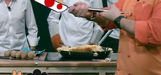 Pepephone consigue darle la vuelta a la tortilla