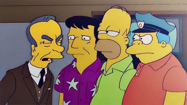 Rupert Murdoch en Los Simpson