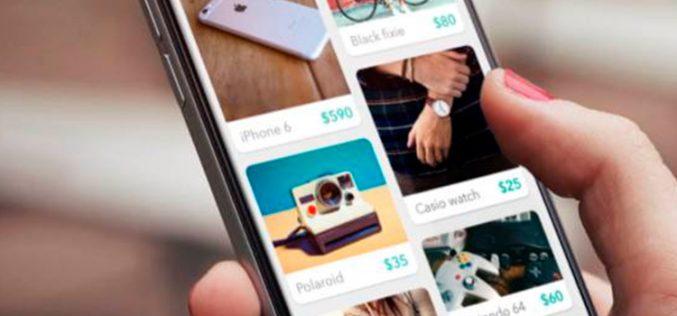 Las compras desde el móvil se llaman Wallapop