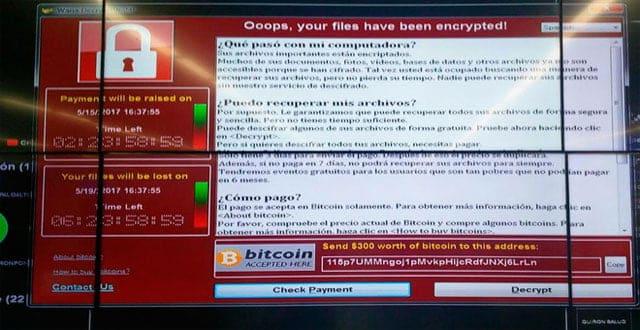 ransomware de Telefónica
