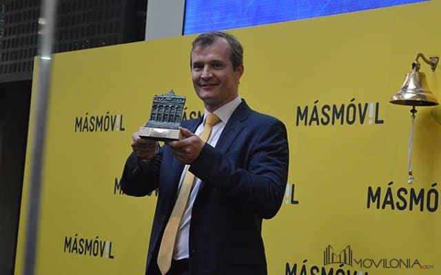 inversores minoritarios del grupo Masmóvil