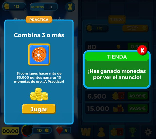 cómo ganar monedas con Winapot