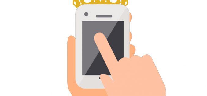 ¡Larga vida a los smartphones!