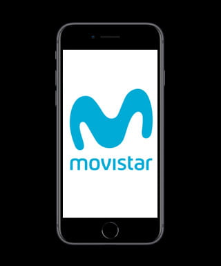 iPhone 8 con Movistar