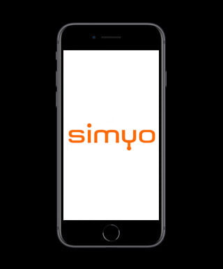 iPhone 8 con Simyo