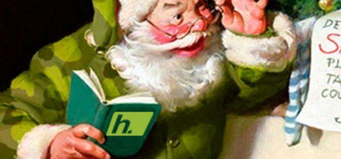 Ya es Navidad en Hits Mobile