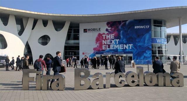 MWC 2017 Fira de Barcelona