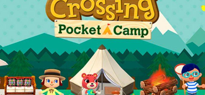 Nintendo vuelve a la carga en smartphones con Animal Crossing: Pocket Camp