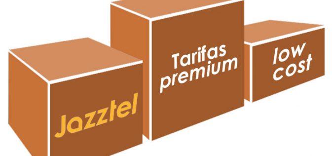 Nuevo Jazztel, entre el low cost y las tarifas premium