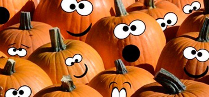 Los operadores se disfrazan por Halloween