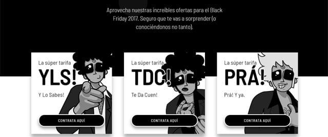 Pepephone Black Friday