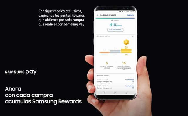 Samsung Rewards, de Samsung Pay