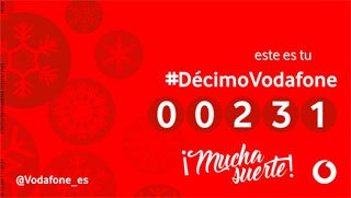 participación del #DécimoVodafone