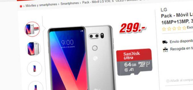 La última polémica de Media Markt: LG V30 por 299€… que ahora no entrega