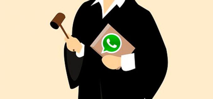 WhatsApp, como prueba en un juicio: ¿Qué se acepta y qué no?