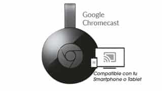 oferta Chromecast de Adamo