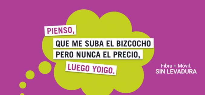 Yoigo, a por los clientes que rechazan las subidas de Movistar, Orange y Vodafone