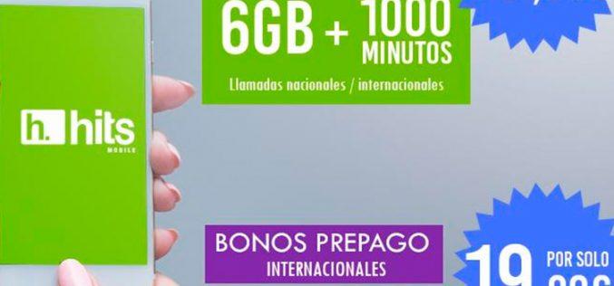 Hits Mobile actualiza sus tarifas con una rebaja de precios