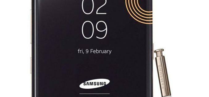 Samsung quiere que se Note que participa en los JJ.OO. de invierno
