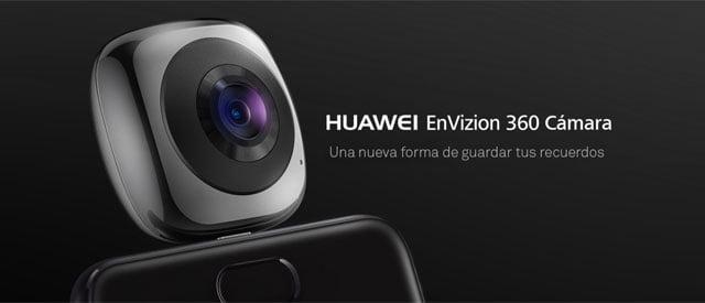 Cámara Huawei EnVizion 360º