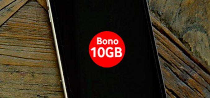 Vodafone anima la venta de smartphones regalando GB