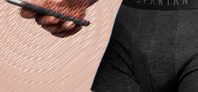 Spartan, los calzoncillos antirradiación que protegen de las ondas de los móviles y el WiFi