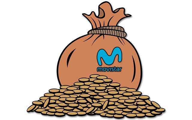 subida de precios de Movistar