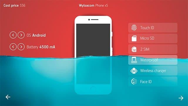 Configuración de Smartphone Tycoon
