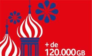 1GB gratis con Vodafone cada vez que juega La Roja