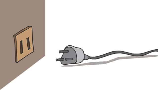 Movistar desconecta la fibra y el ADSL de Ocean's