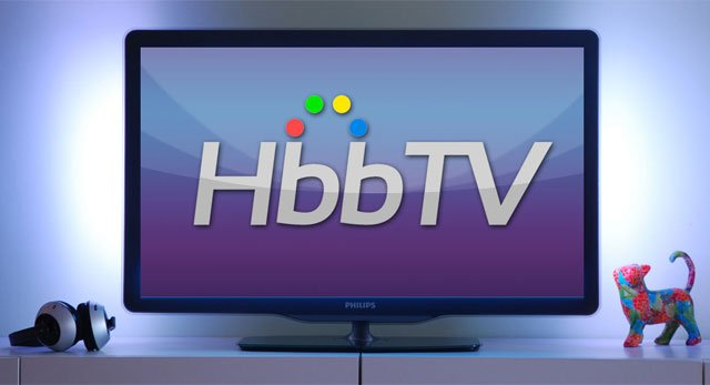 Smart TV con HbbTV