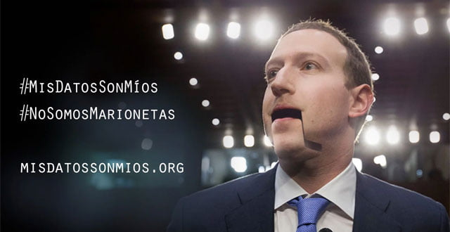 demanda de Ocu contra Facebook