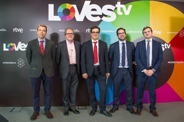 presentación oficial de LovesTV