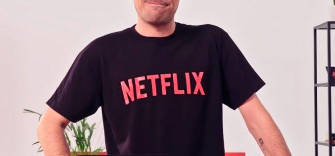 Jordi Cruz (Art Attack) y Netflix enseñan cómo hacer soportes para el móvil