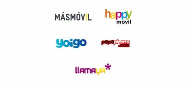marcas del grupo Masmóvil