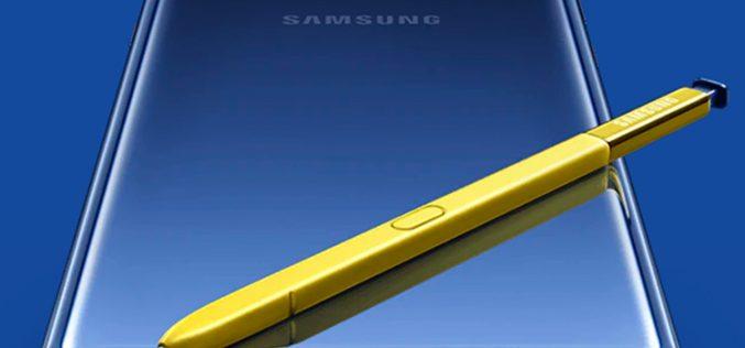 Cuánto cuesta el Samsung Galaxy Note 9 libre y con Movistar, Orange, Vodafone y Yoigo