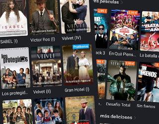 catálogo de Huawei Video