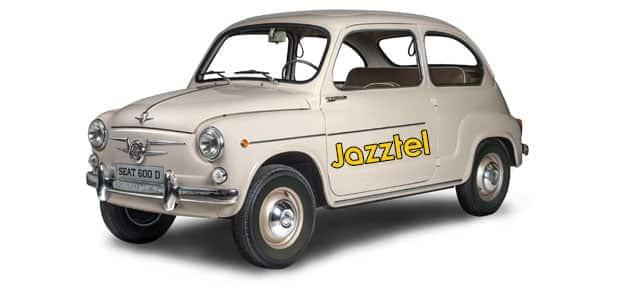 duplicación de la velocidad de la fibra óptica de Jazztel
