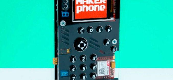 Makerphone, un desafío para los amantes de los smartphones
