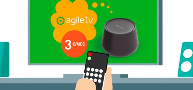 Yoigo lanza Agile TV comercialmente y prorroga su oferta de Sky gratis