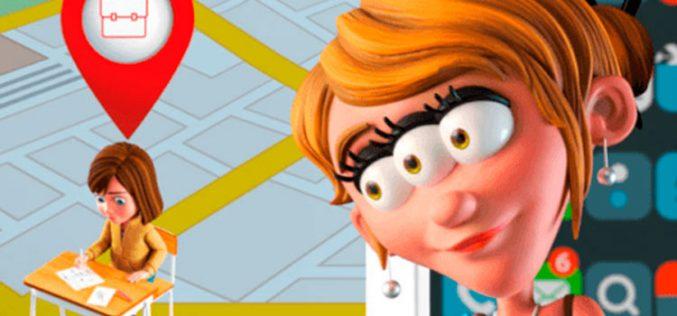 3ollos, de Móbil R: la app gratuita para tranquilizar a los padres