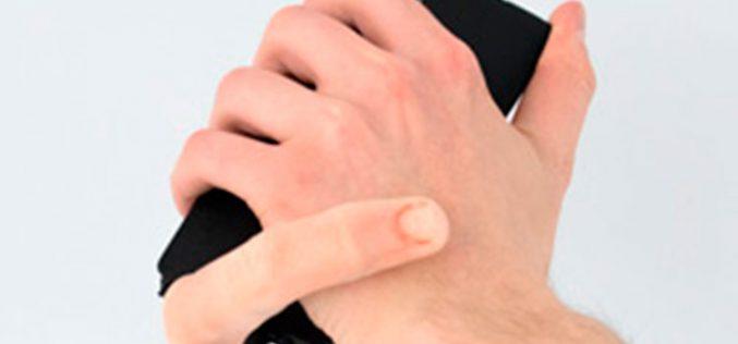 MobiLimb: el dedo robótico que te acerca el smartphone