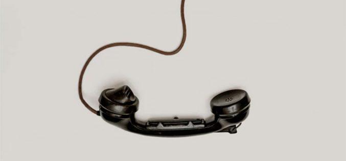 El Gobierno condena de muerte a las cabinas telefónicas