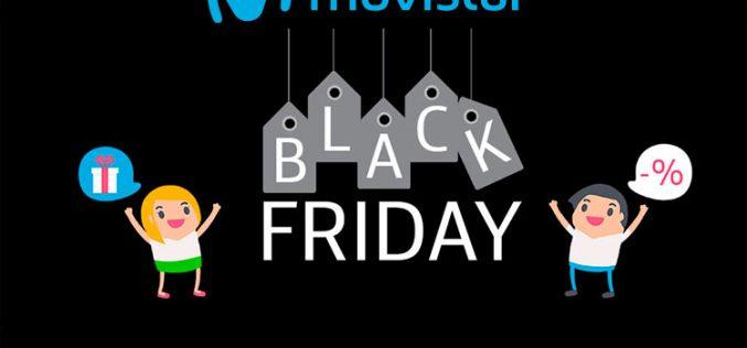 Movistar desembarca en las ofertas del Black Friday con descuentos en smartphones