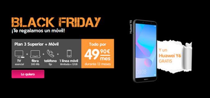 Telecable conecta con el Black Friday hasta el 25 de noviembre