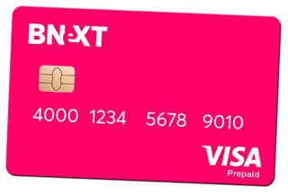 Tarjeta Visa Bnext