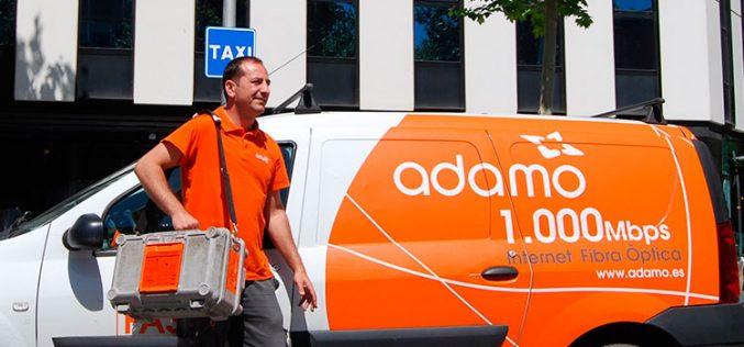 Adamo obtiene 250 millones para llevar fibra óptica a la España vaciada
