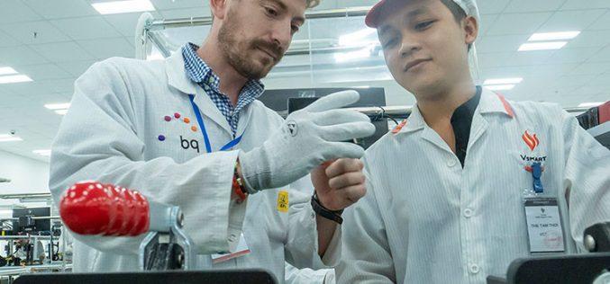 Bq pasa a estar controlada por la vietnamita Vingroup