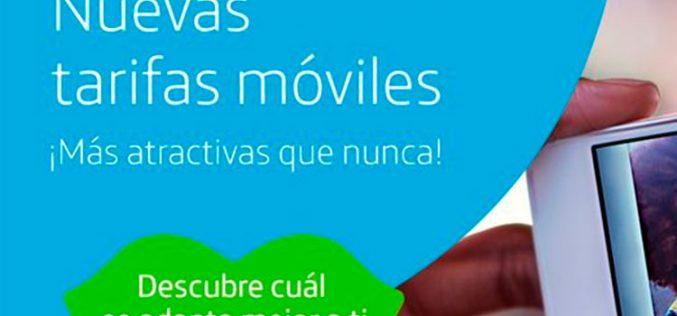 Movistar saca la tijera y renueva sus tarifas móviles